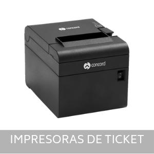 Impresora de ticket inalmbrica de red wifi
